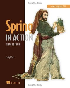 Spring in Action, 3/e (Paperback)-cover