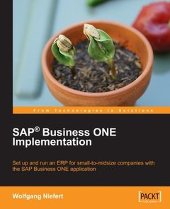 SAP Business ONE Implementation (Paperback)-cover