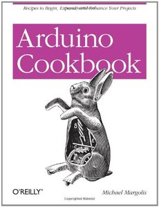 Arduino Cookbook (Paperback)-cover