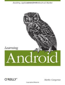 Learning Android (Paperback)-cover