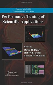 Performance Tuning of Scientific Applications (Hardcover)-cover
