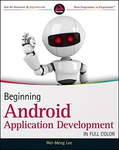 Beginning Android Application Development (Paperback)-cover