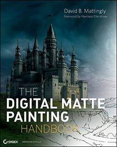 The Digital Matte Painting Handbook (Paperback)-cover