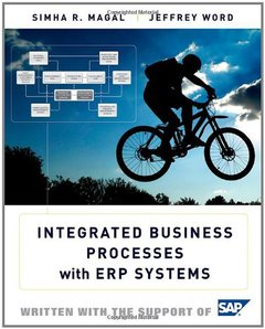 Integrated Business Processes with ERP Systems (Hardcover)-cover