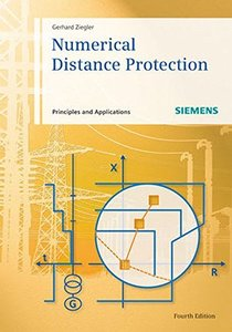 Numerical Distance Protection: Principles and Applications, 4/e (Hardcover)-cover