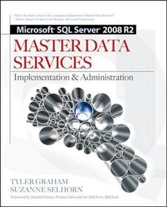 Microsoft SQL Server 2008 R2 Master Data Services (Paperback)-cover