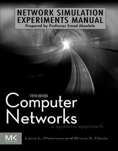 Network Simulation Experiments Manual, 3/e (Paperback)-cover
