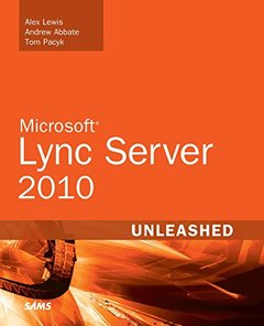 Microsoft Lync Server 2010 Unleashed (Paperback)-cover