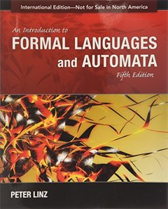 An Introduction to Formal Language and Automata, 5/e (IE-Paperback)-cover