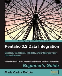 Pentaho 3.2 Data Integration: Beginner's Guide-cover