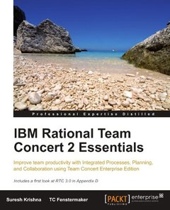 IBM Rational Team Concert 2 Essentials-cover