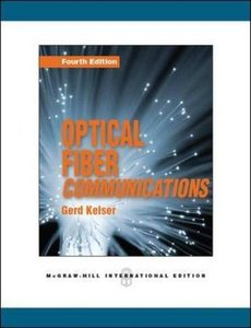 Optical Fiber Communications, 4/e (IE-Paperback)-cover