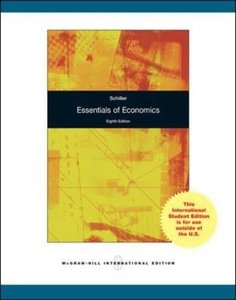 Essentials of Economics, 8/e (IE-Paperback)-cover