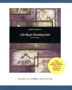 Lifespan Development, 13/e (IE-Paperback)-cover