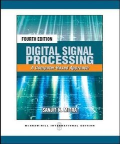 Digital Signal Processing: A Computer-Based Approach, 4/e (IE-Paperback)-cover
