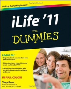 iLife '11 For Dummies (Paperback)-cover