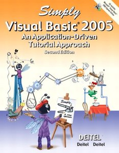 Simply Visual Basic 2005, 2/e (Paperback)-cover