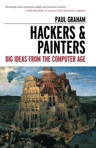 Hackers & Painters: Big Ideas from the Computer Age (Paperback)-cover