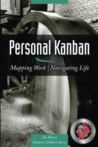 Personal Kanban: Mapping Work | Navigating Life (Paperback)-cover