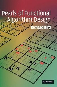 Pearls of Functional Algorithm Design (Hardcover)-cover