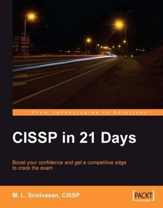 CISSP in 21 Days (Paperback)-cover