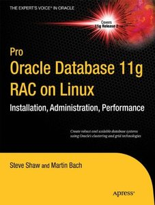 Pro Oracle Database 11g RAC on Linux, 2/e (Paperback)-cover