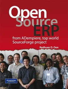 Open Source ERP (Paperback)-cover