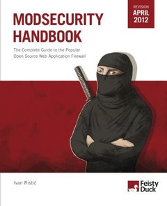 ModSecurity Handbook (Paperback)-cover