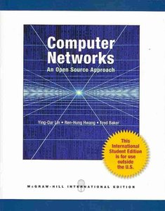 Computer Networks: An Open Source Approach (IE-Paperback)