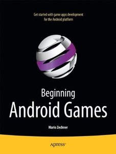 Beginning Android Games (Paperback)-cover
