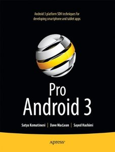 Pro Android 3 (Paperback)-cover