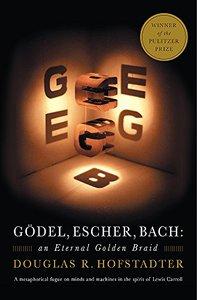 Godel Escher Bach: An Eternal Golden Braid (Paperback)-cover