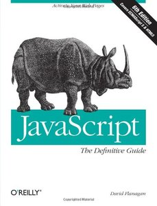 JavaScript: The Definitive Guide: Activate Your Web Pages, 6/e (Paperback)-cover