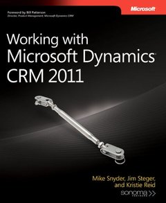 Working with Microsoft Dynamics CRM 2011 (Paperback)-cover