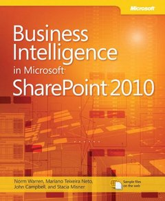 Business Intelligence in Microsoft SharePoint 2010 (Paperback)-cover