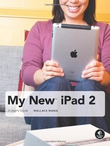 My New iPad 2: A User's Guide, 3/e (Paperback)-cover