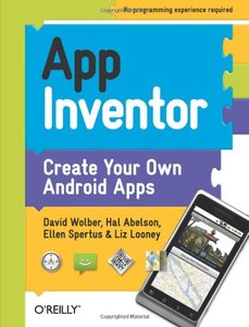 App Inventor: Create Your Own Android Apps (Paperback)-cover