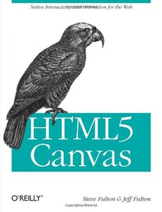 HTML5 Canvas (Paperback)-cover