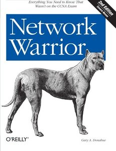 Network Warrior, 2/e (Paperback)-cover