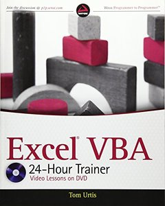 Excel VBA 24-Hour Trainer (Paperback)