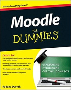 Moodle For Dummies (Paperback)-cover