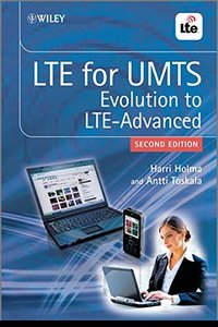 LTE for UMTS: Evolution to LTE-Advanced, 2/e (Hardcover)-cover