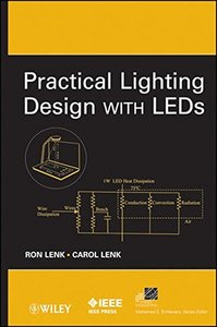 Practical Lighting Design with LEDs (Hardcover)
