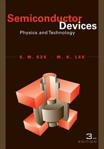 Semiconductor Devices : Physics and Technology, 3/e (Hardcover)-cover