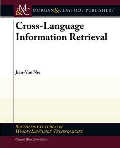 Cross-Language Information Retrieval (Paperback)-cover
