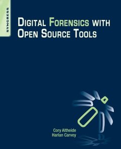 Digital Forensics with Open Source Tools (Paperback)-cover