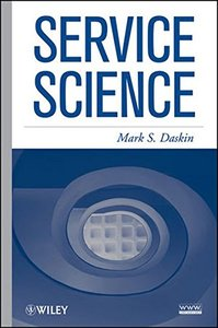 Service Science (Hardcover)-cover