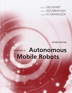 Introduction to Autonomous Mobile Robots, 2/e (Hardcover)-cover