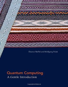 Quantum Computing: A Gentle Introduction (Hardcover)-cover