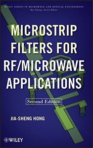 Microstrip Filters for RF/Microwave Applications, 2/e (Hardcover)-cover